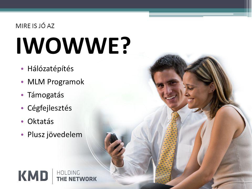 • Hálózatépítés • MLM Programok • Támogatás • Cégfejlesztés • Oktatás • Plusz jövedelem