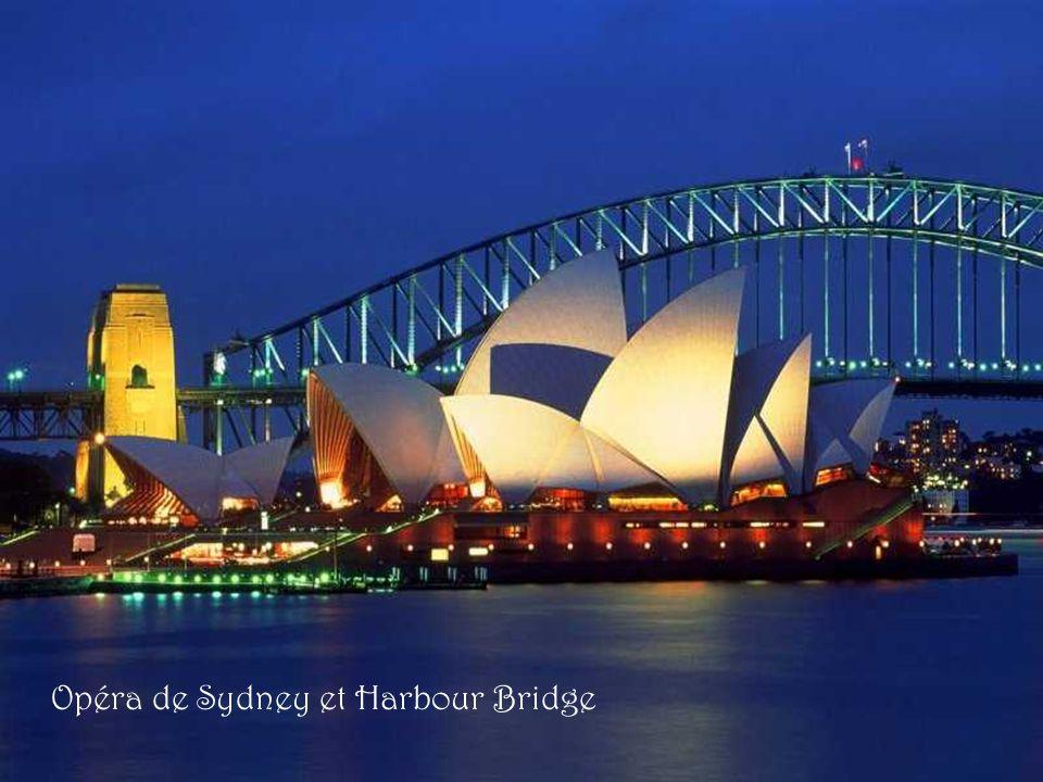 Toits de l 'Opéra de Sydney