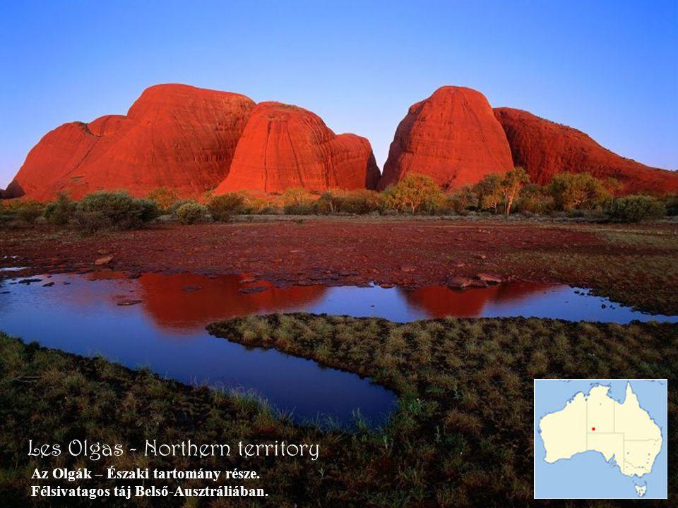 Piton-Uluru (a nemzeti park területén)