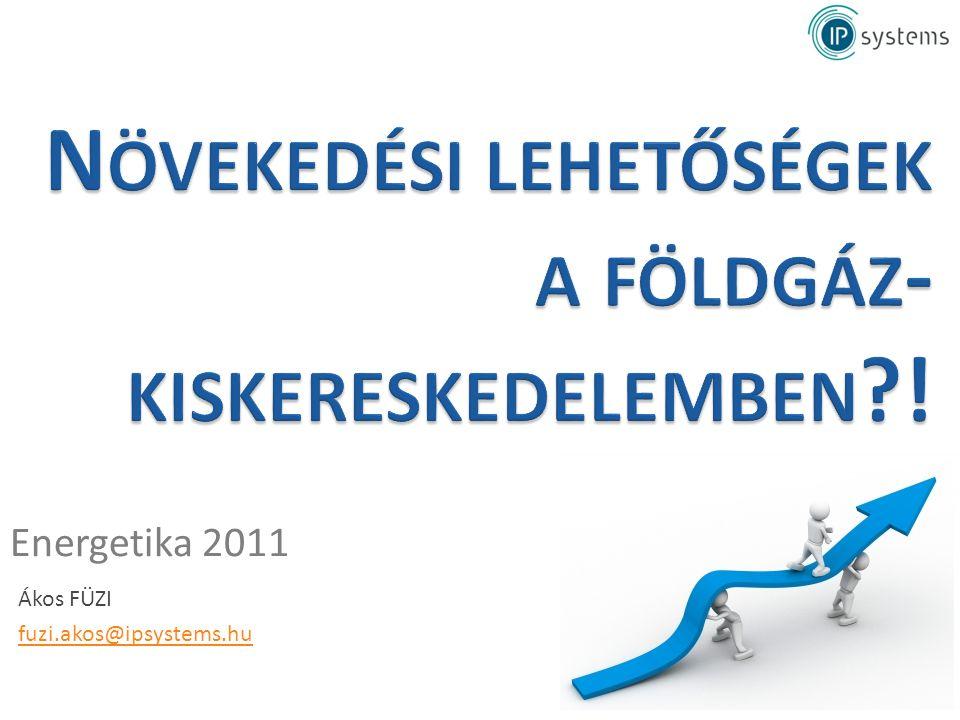 Ákos FÜZI fuzi.akos@ipsystems.hu Energetika 2011