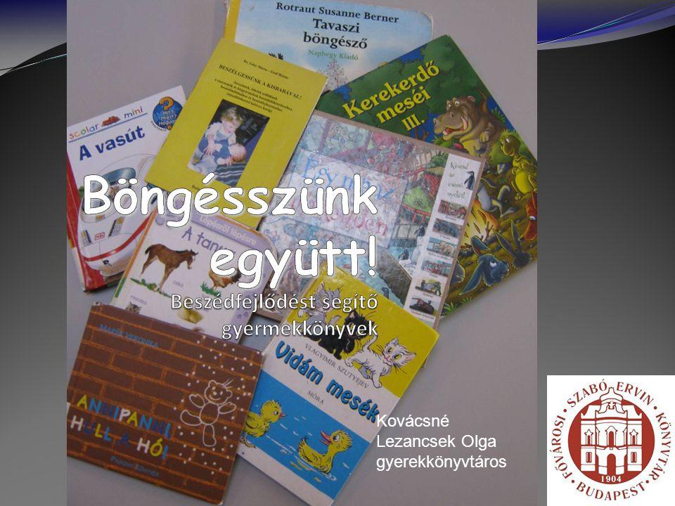 Kovácsné Lezancsek Olga gyerekkönyvtáros