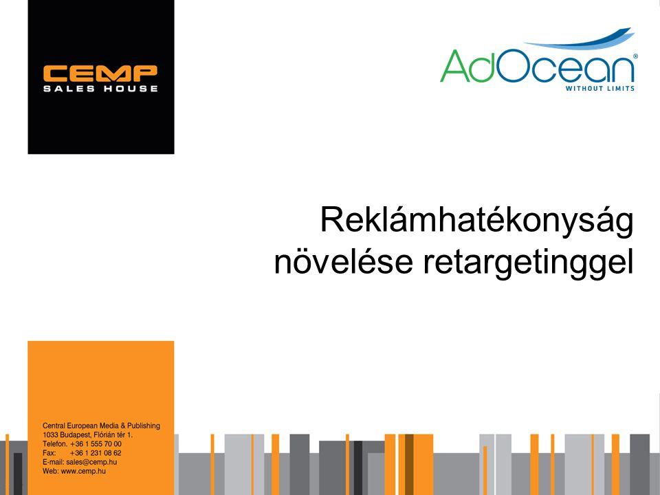 Reklámhatékonyság növelése retargetinggel