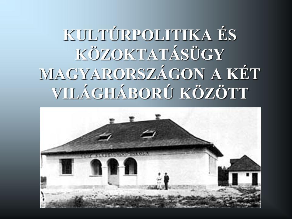 •A gimnázium a nemzet életében vezető szerepre hivatott értelmiség nevelésének iskolája.