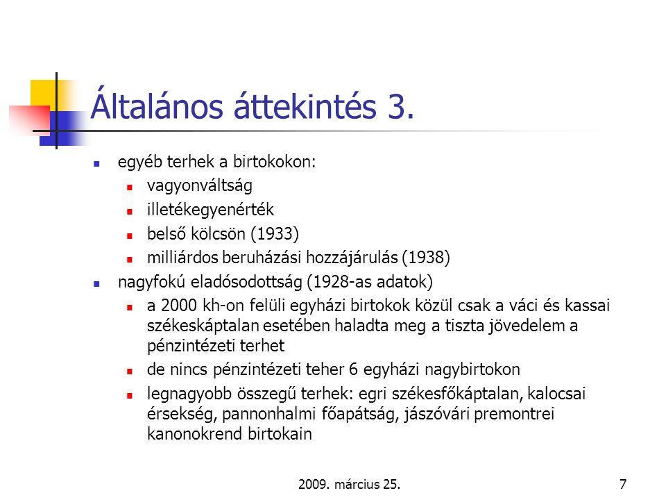 2009.március 25.18 Telepítési törvényjavaslat 4.