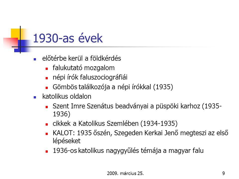 2009.március 25.20 Új Nemzedék ügye  1938.