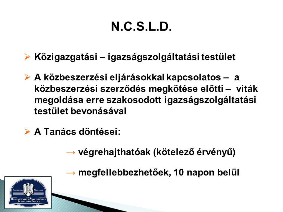 N.C.S.L.D.