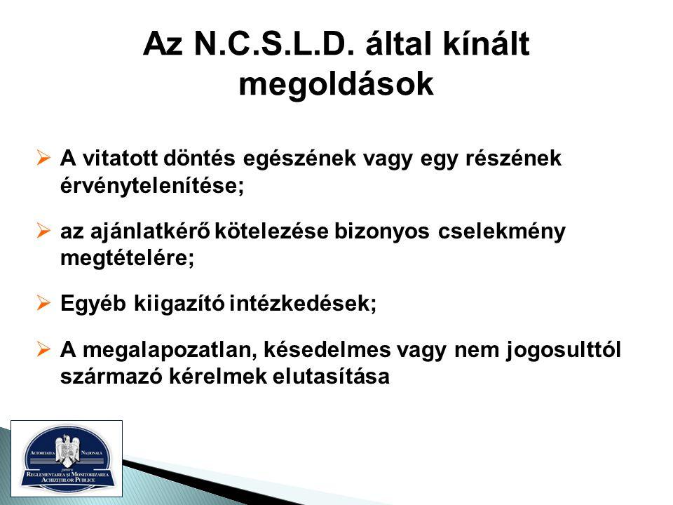 Az N.C.S.L.D.