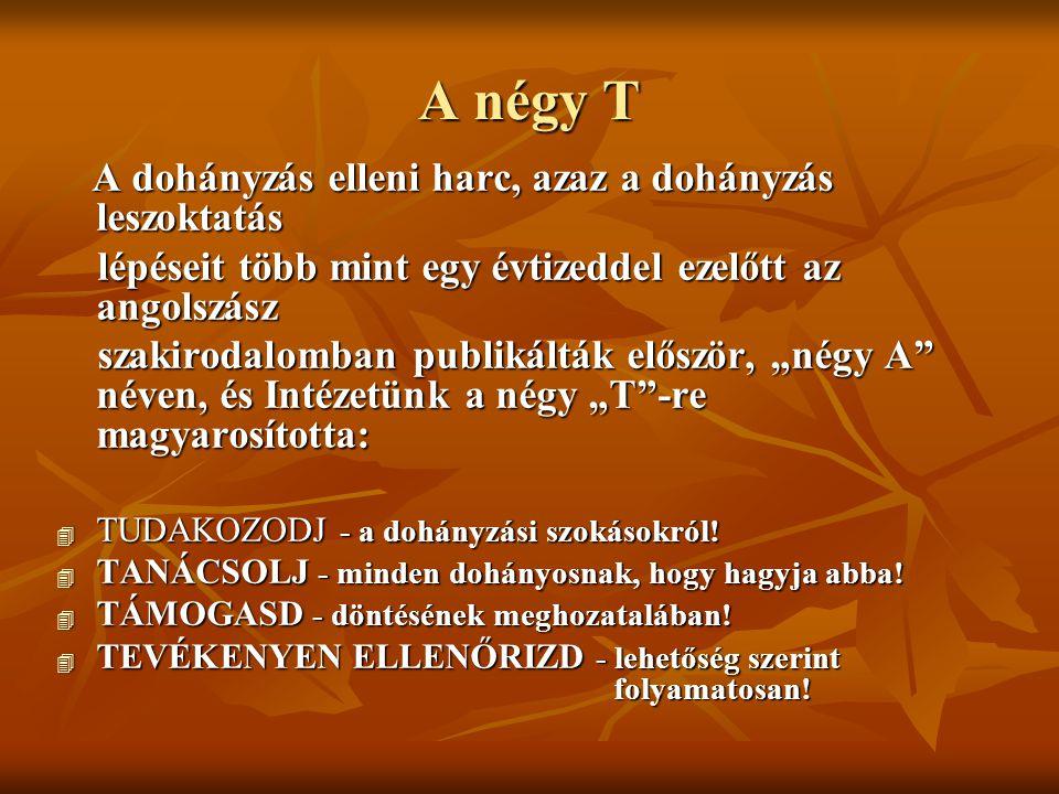 AZ ÖTÖDIK ÜLÉS FELADATAI 1.