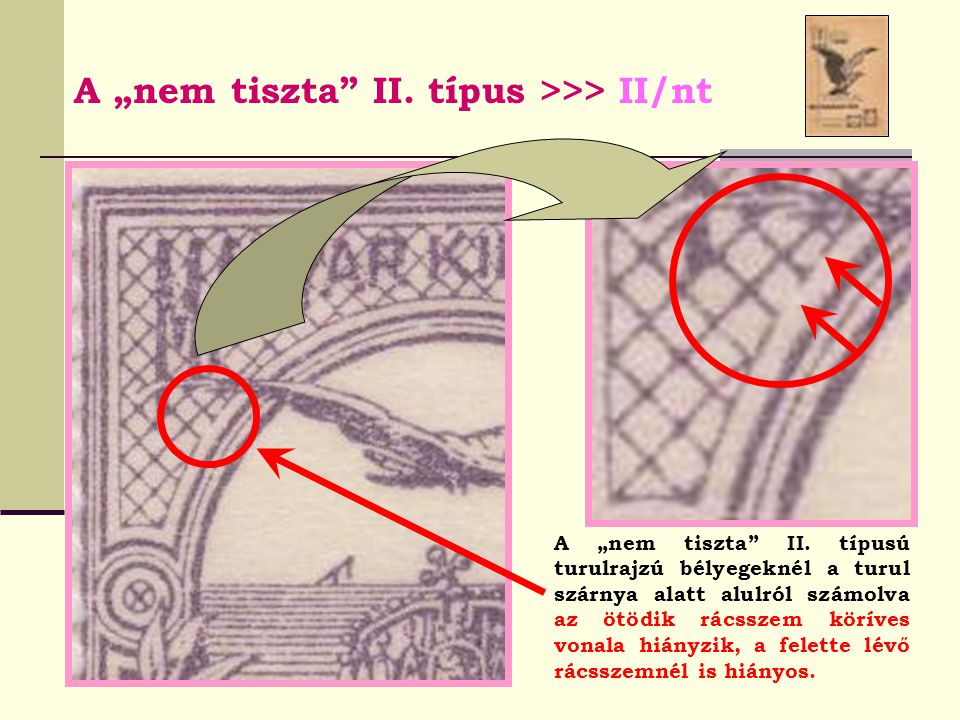 """A """"nem tiszta II.típus >>> II/nt A """"nem tiszta II."""