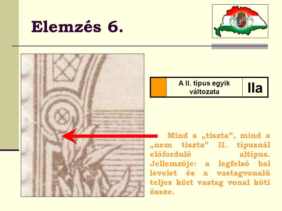 """Elemzés 6.Mind a """"tiszta , mind a """"nem tiszta II."""
