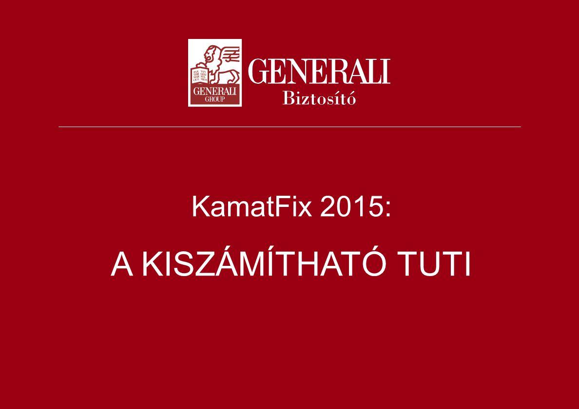 KamatFix 2015: A KISZÁMÍTHATÓ TUTI