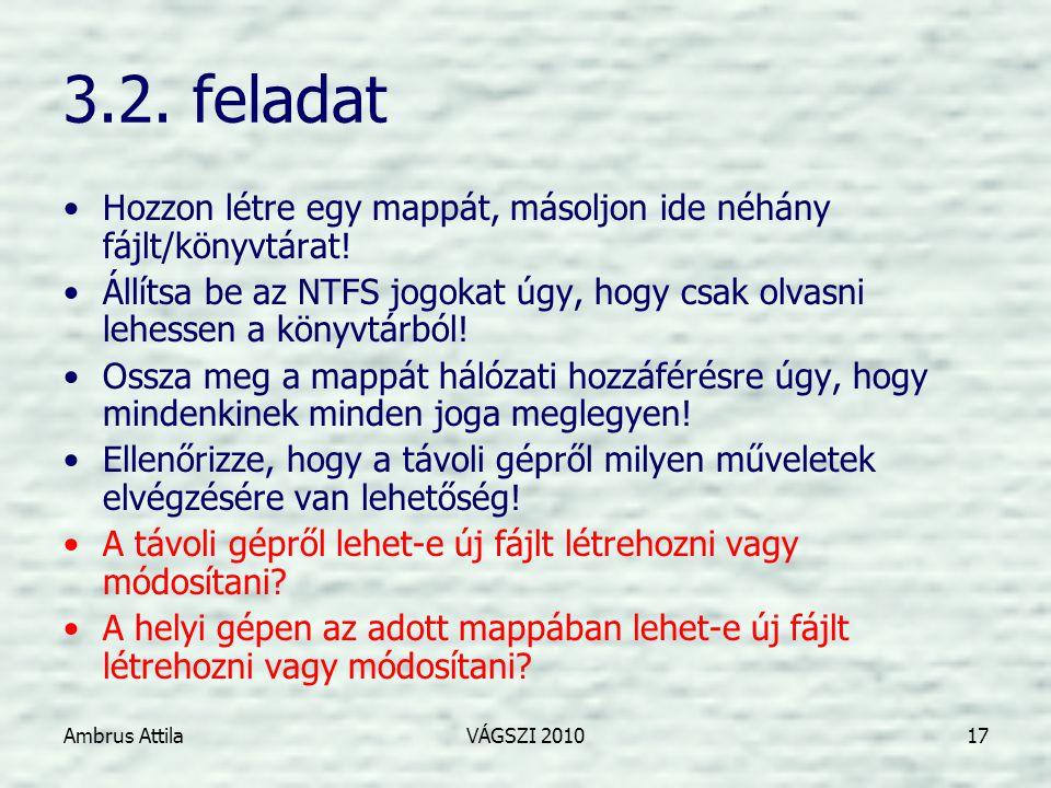 Ambrus AttilaVÁGSZI 201017 3.2.