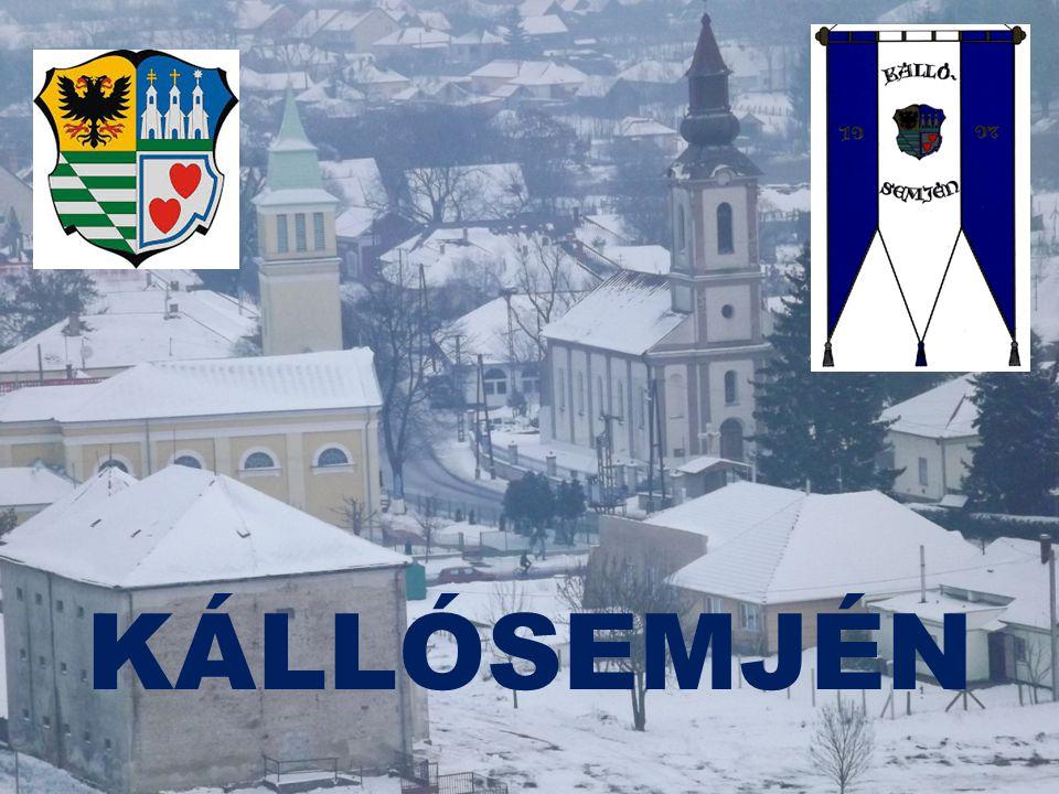 ELHELYEZKEDÉS  Kállósemjén Nagyközség Szabolcs-Szatmár-Bereg megyében a 4911.sz.