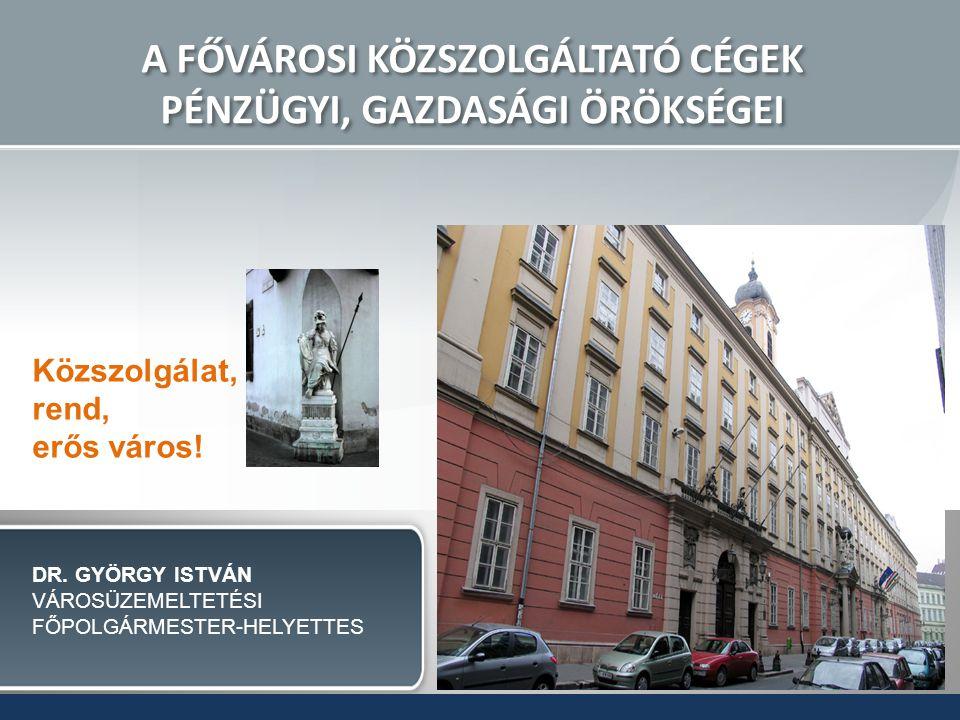 • BGYH Zrt.: 710 millió Ft+áfa tulajdonosi beavatkozás (rendkívüli közgyűlés, 2010.