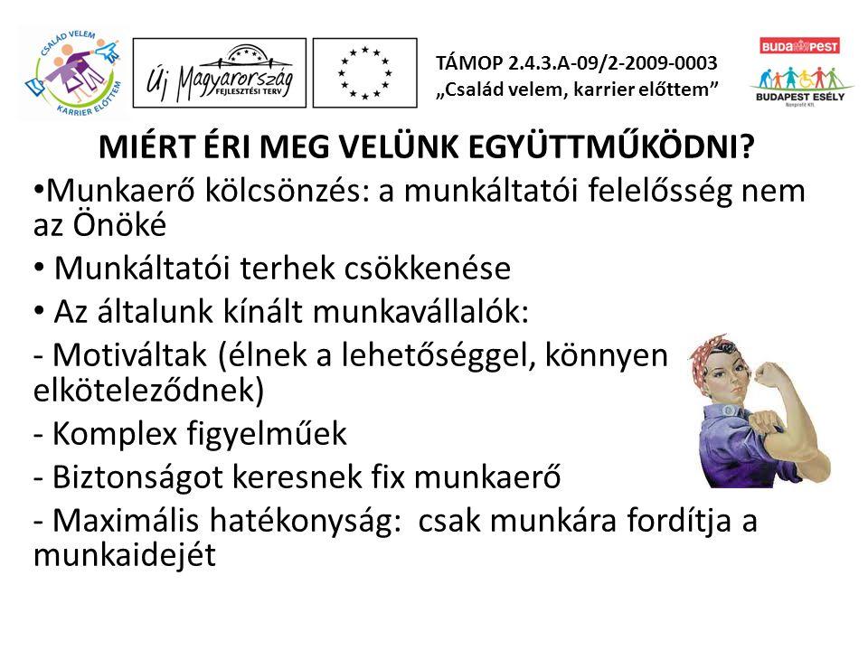 VÁRJUK SZÍVES KÉRDÉSEIKET, MEGKERESÉSÜKET.Őry Beáta Projektvezető Budapest Esély Nonprofit Kft.