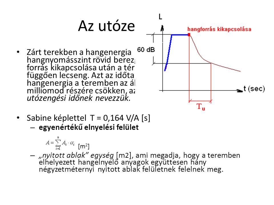 """6.§ Hatásterület - Számított hatásterület- """"6."""
