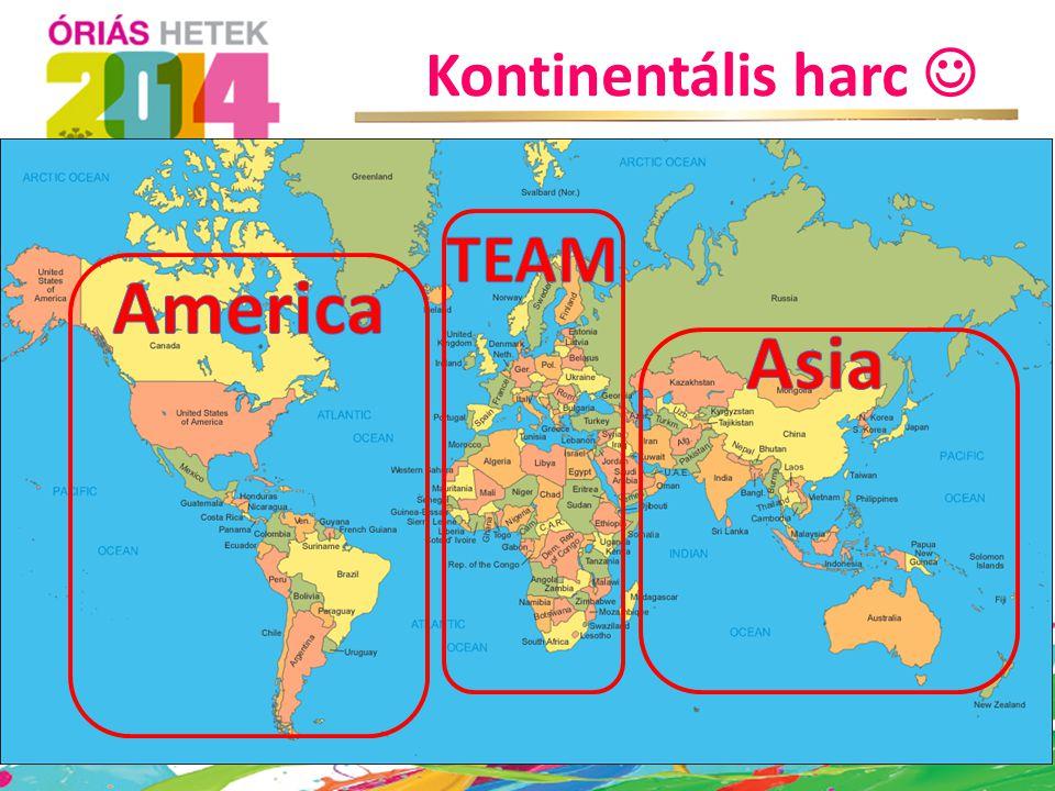 Kontinentális harc 