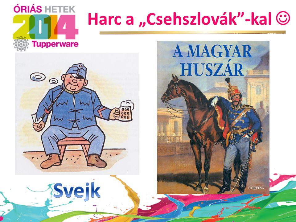 """Harc a """"Csehszlovák""""-kal """