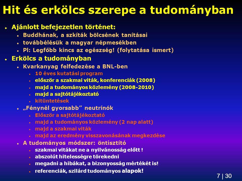 TÖRTÉNET: A BERZE-TÖK INNOVÁCIÓJA Csörgő T.