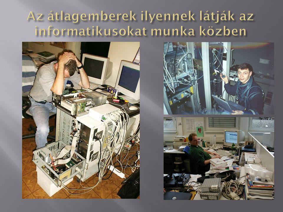  1989 – 286-osokból álló számítógépterem (104) – 16 db számítógép  1991 – től.