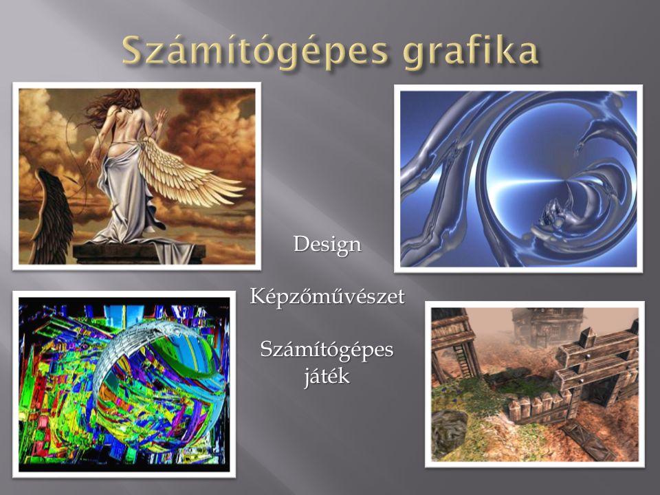 DesignKépzőművészet Számítógépes játék