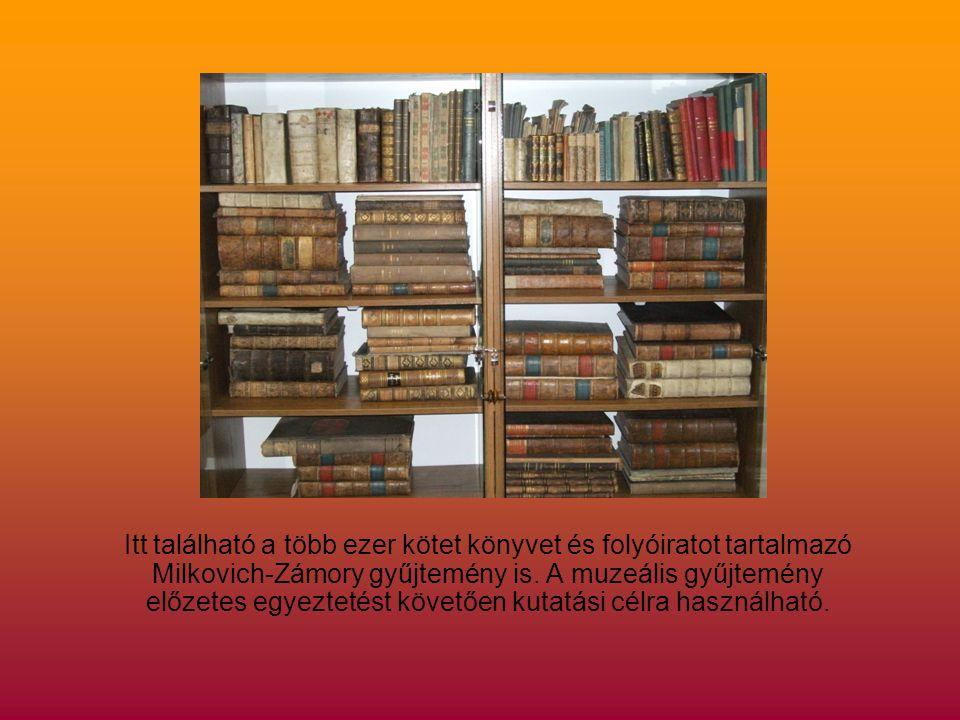 A második legnagyobb gyűjteménnyel rendelkező fiókkönyvtárunk Győrszentivánon, a postához közel, az Ősi u.