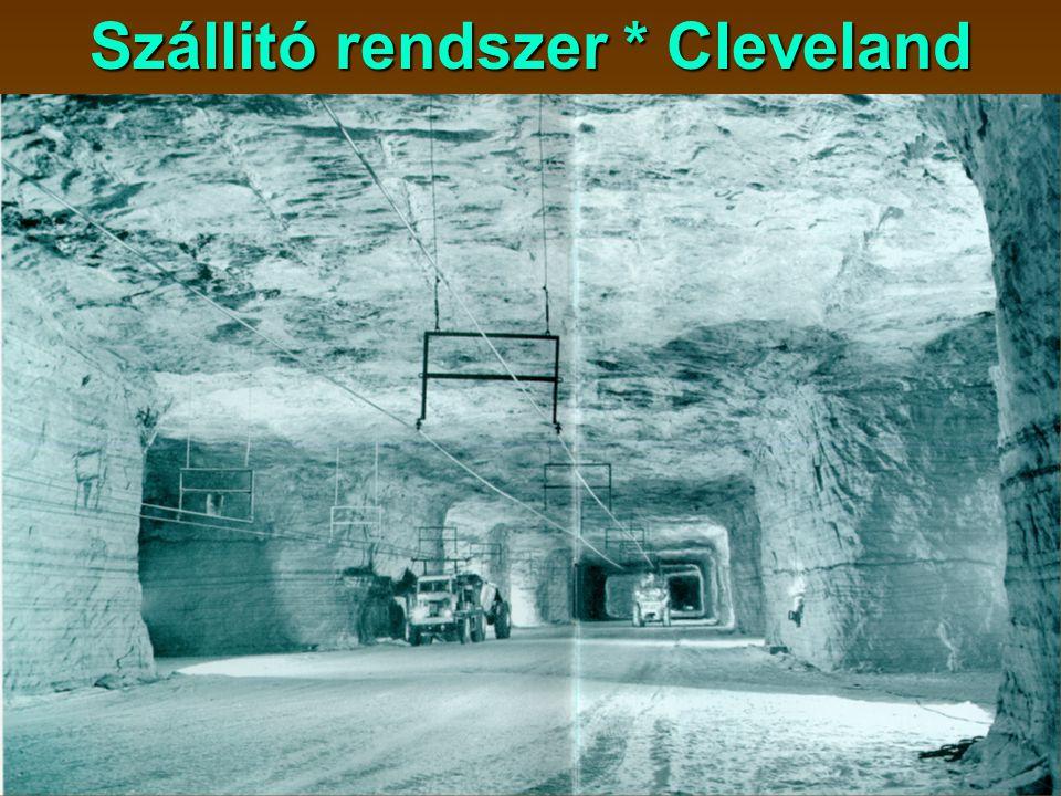 Szállitó rendszer * Cleveland