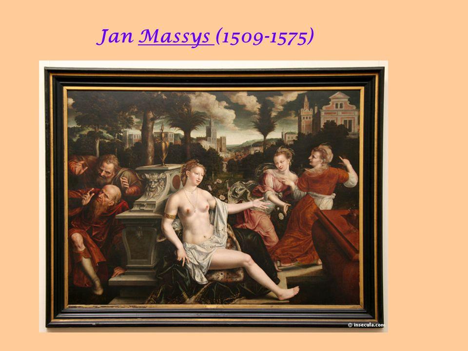 Jan Massys (1509-1575) 