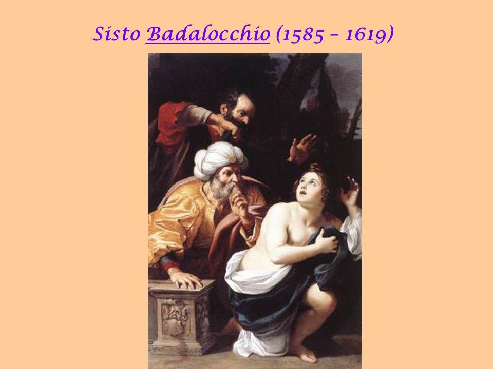 Sisto Badalocchio (1585 – 1619) 