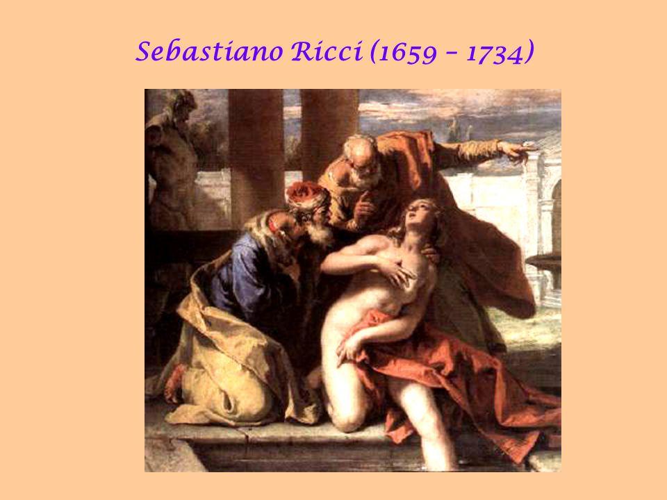 Sebastiano Ricci (1659 – 1734) 