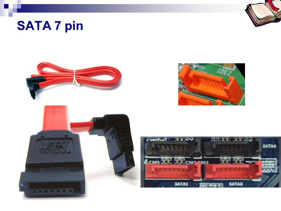Bóta Laca SATA 7 pin