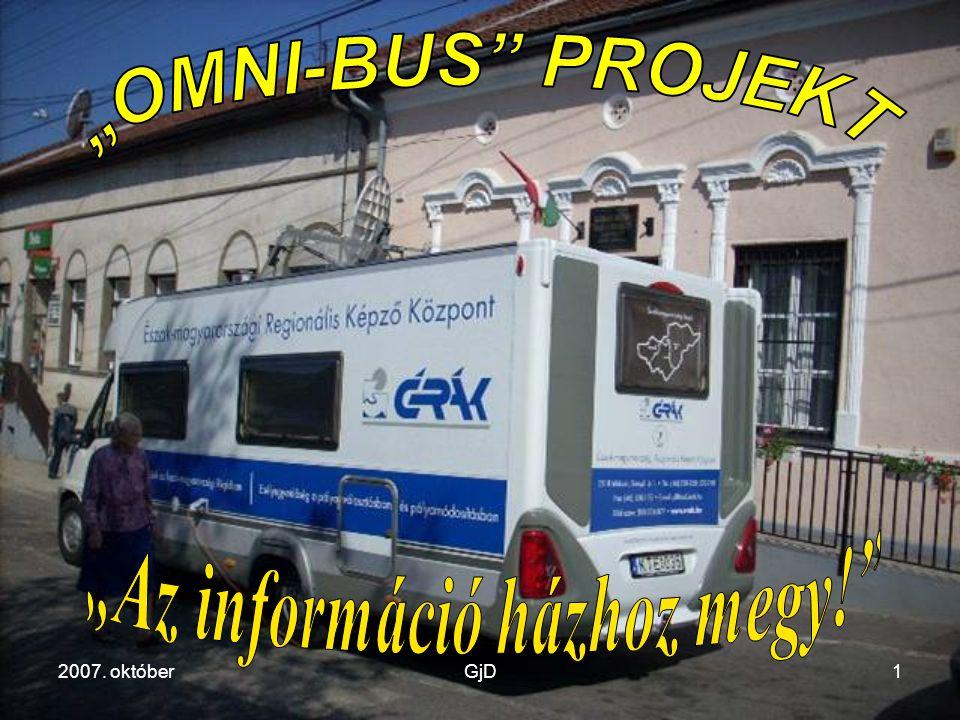 2007. októberGjD42 Az OMNI-BUS munkaközben (2)