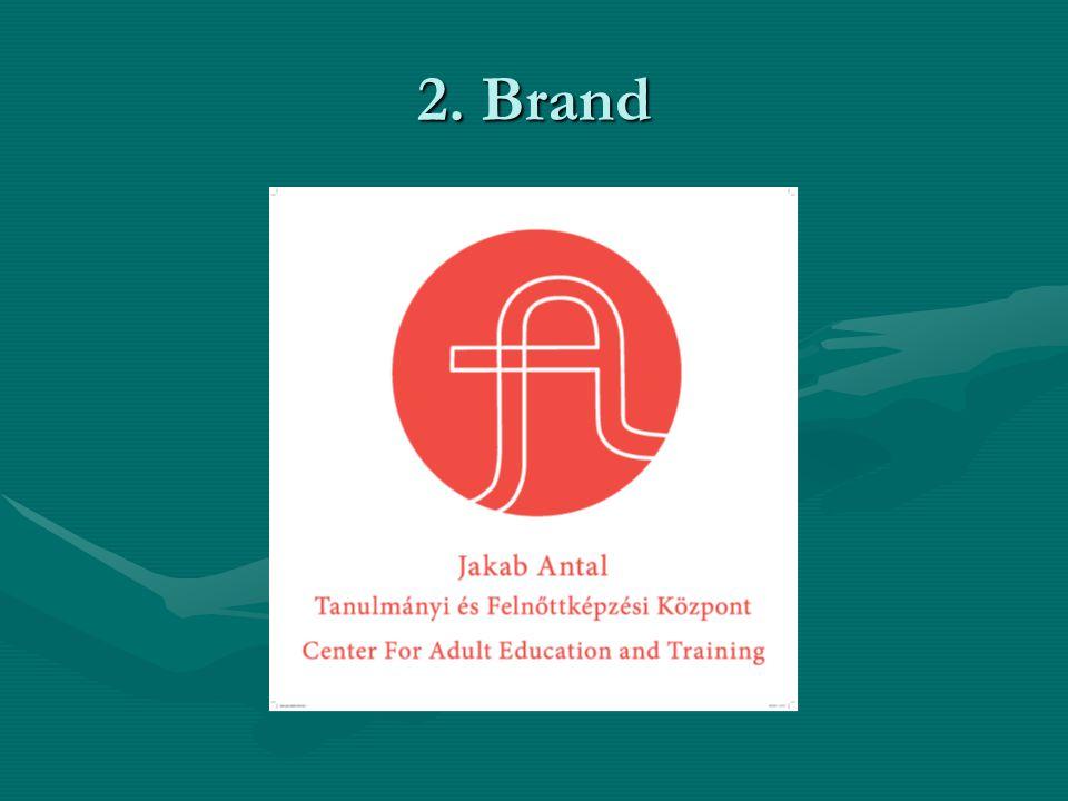 2. Brand