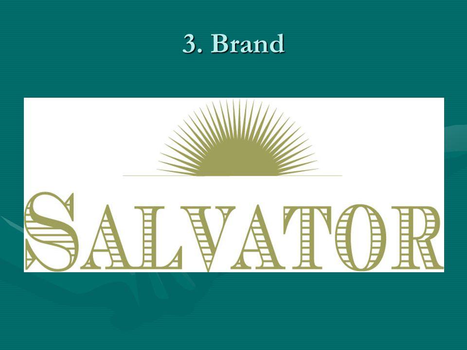 3. Brand