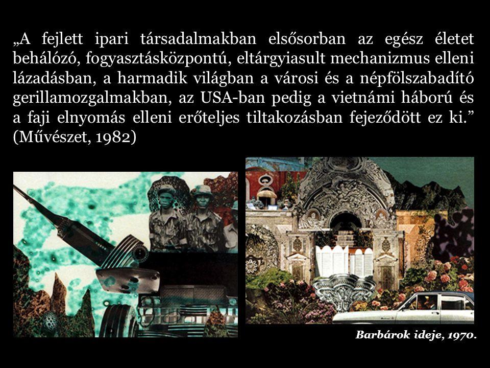 Hivatkozások Antal István: A személyes állásfoglalás belső kényszeréből, Filmkultúra, 1979.