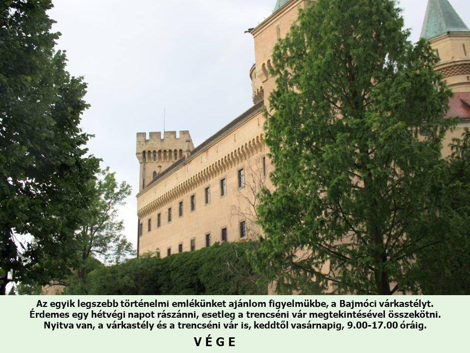 A bajmóci vár több ostromot is átvészelt. 1490-ben Szapolyai János serege foglalta el a várat, és ekkor épült a hatalmas erődítmény rendszerű várfal,