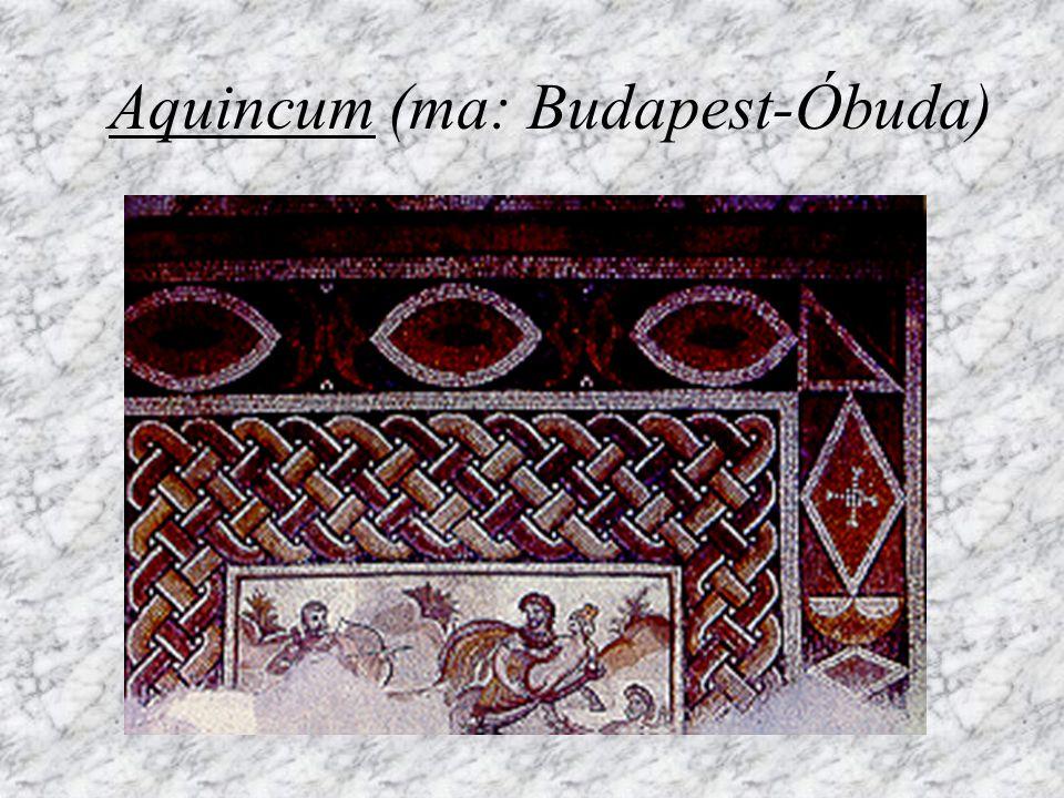 Gorsium Flavia Usiau sírköve Sírkő az i. sz. II. századból