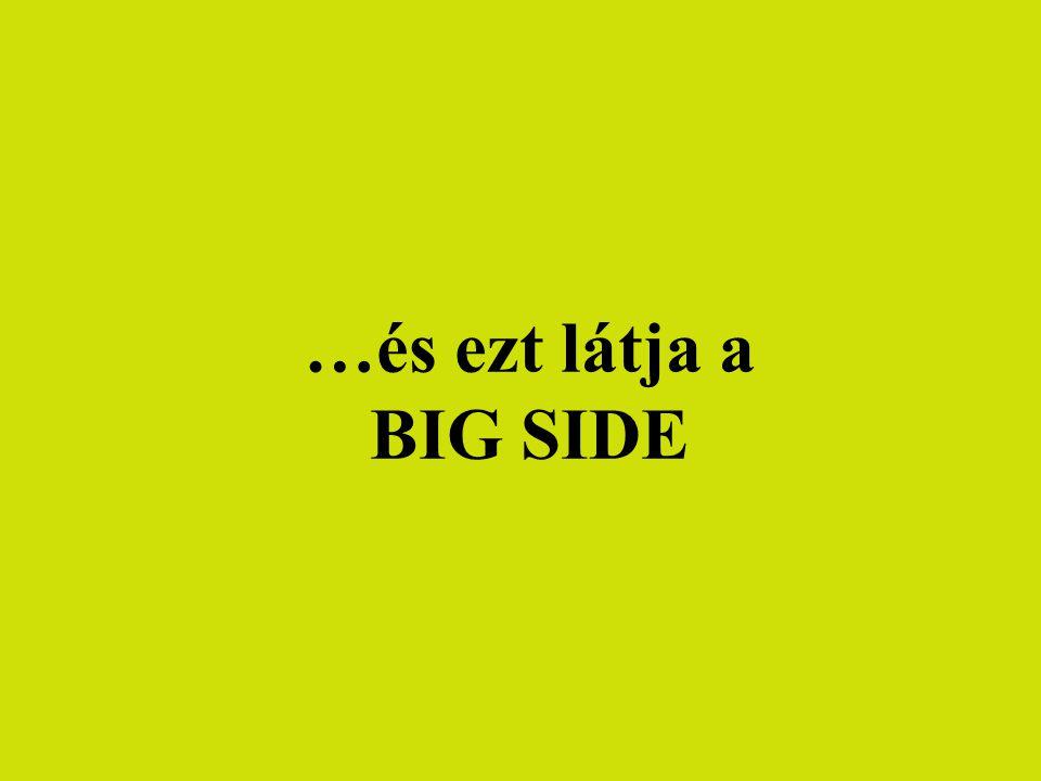 …és ezt látja a BIG SIDE