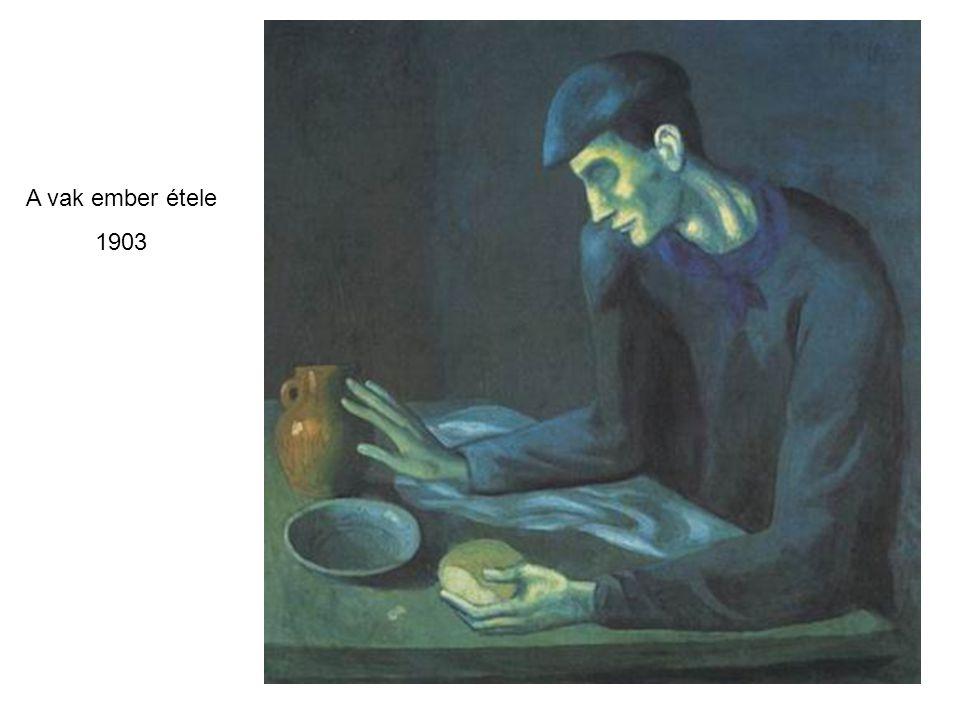 A vak ember étele 1903