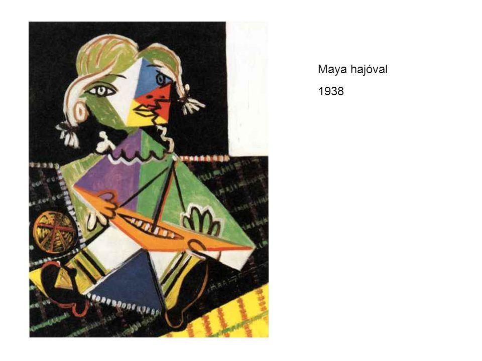 Maya hajóval 1938