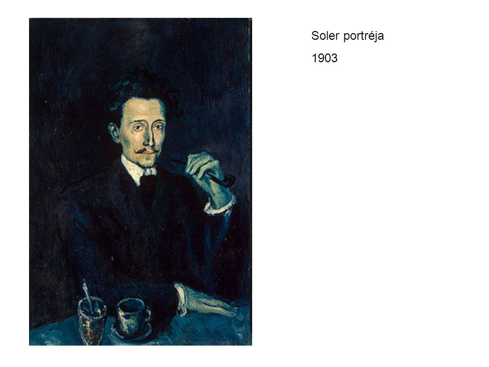 Soler portréja 1903