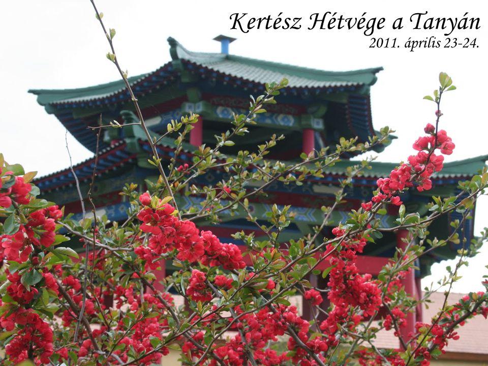 Kertész Hétvége a Tanyán 2011. április 23-24.