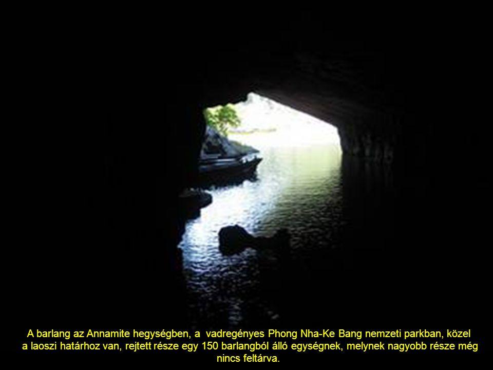 Az Asociatia Britanica Barlangkutató Társaság, Howard és Deb Limbert vezetése mellett, 2009. április 10–14. között végzik az első kutatásokat. Az Asoc
