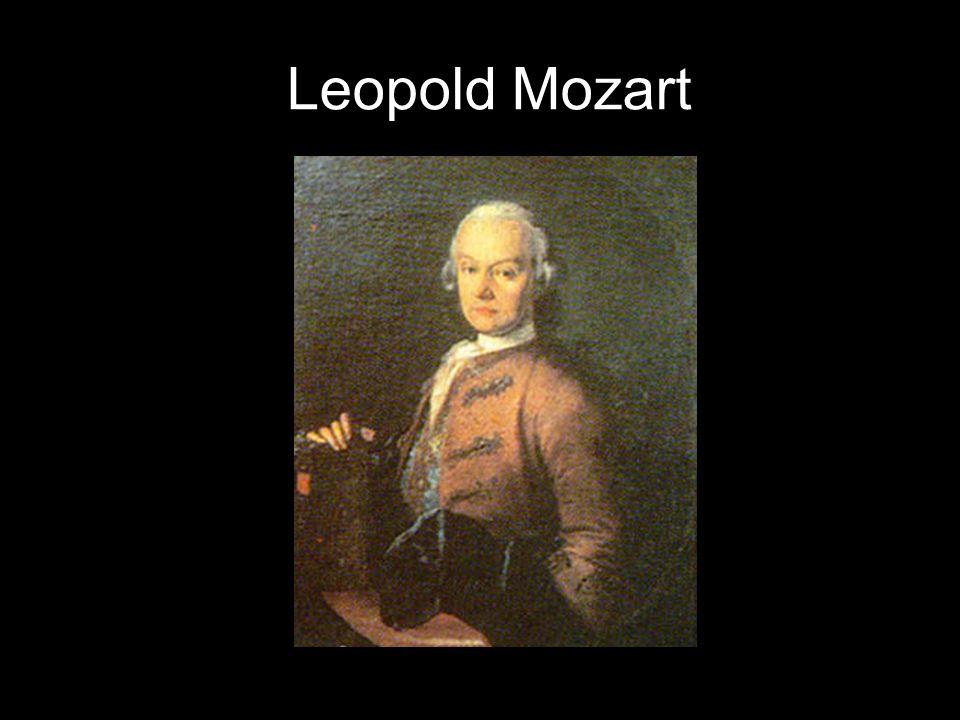 1761 Menuett és trió zongorára K. 1. (5 éves)