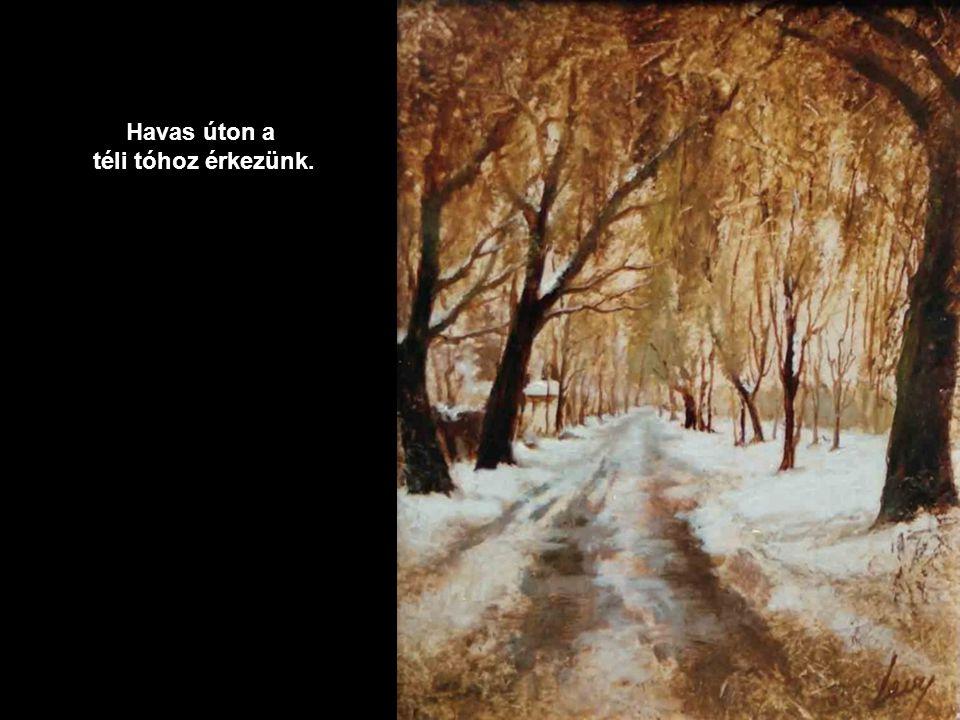 www.artlevy.hu LEVYNTGARD S amikor a tavasz első sugarai megjelennek, megjelennek, Emlékeinkben egy-egy gondolatra visszatér a tél.