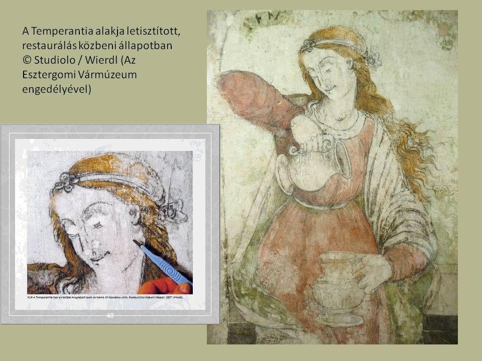 """A Studiolo rövid története """"A királyi palota középkori, III."""