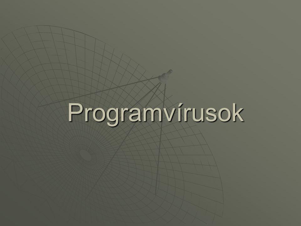 Programvírusok