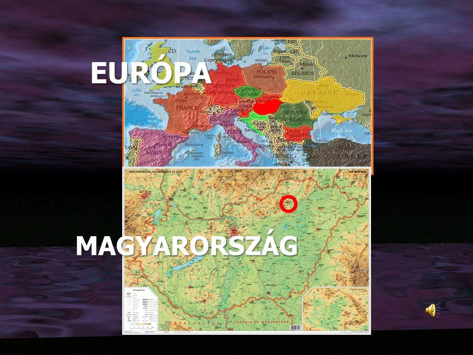 EURÓPA MAGYARORSZÁG