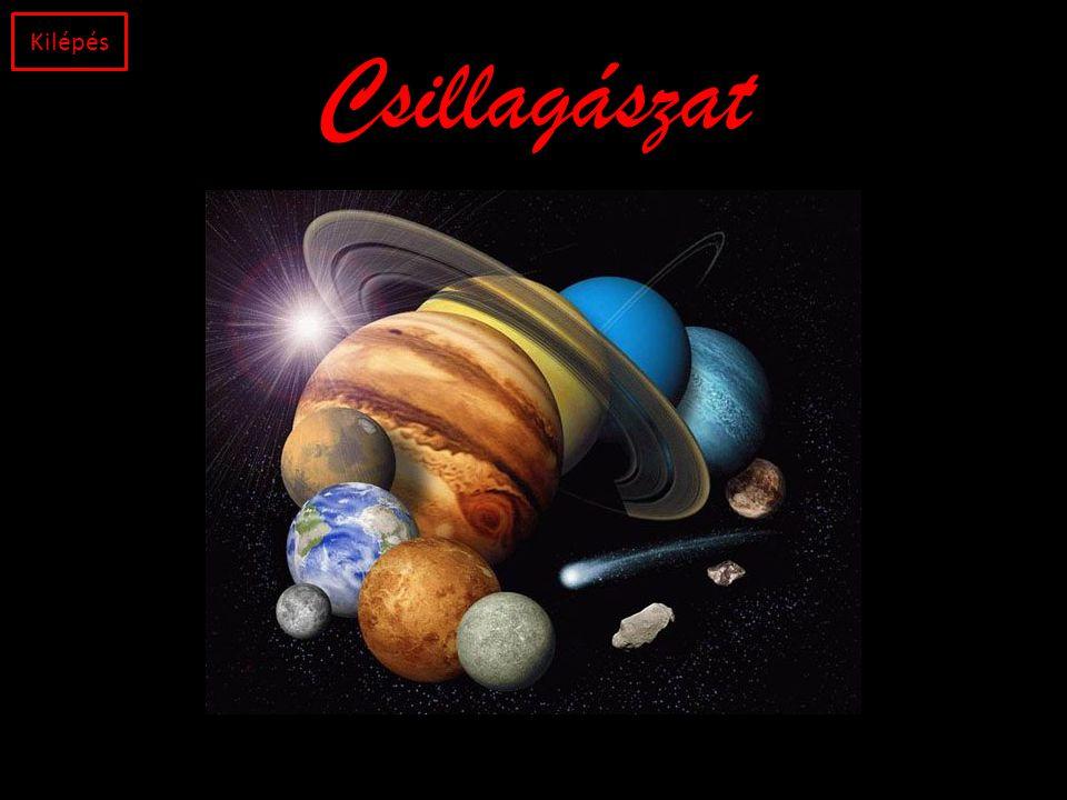Csillagászat Kilépés