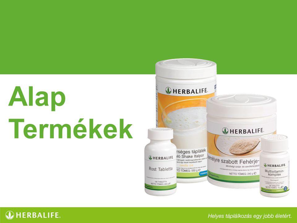 • Több mint 12 vitamint és ásványi anyagot tartalmaz a kiegyensúlyozott táplálkozás és jó egészség biztosításához • Kálciumban gazdag a csontok megfelelő szerkezetének megőrzéséhez • a B-vitamin az energia-anyagcserét • a C- és E-vitaminok pedig megvédik sejtjeinket a szabadgyökök káros hatásaitól Herbalife Formula 2 Multivitamin-komplex Elégítse ki szervezete tápanyag szükségletét Herbalife Formula 2 Multivitamin-komplexel a jó egészség biztosításához Alap Termékek